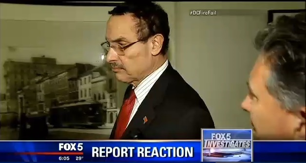 Photo of UPDATED – DC Mayor Gray refuses to answer reporter's questions about cover-up in Quander report