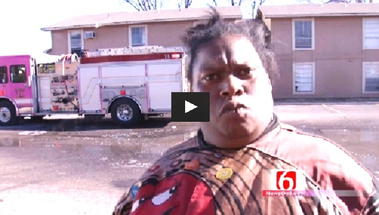 UPDATED: Sweet Brown meet Michelle Dobyne - Statter911