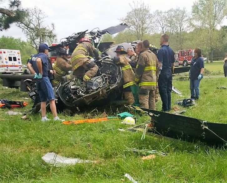 MD Leonardtown chopper crash 2