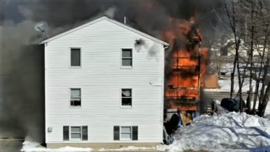 Photo of Radio traffic from Maine apartment fire that killed Capt. Joel Barnes