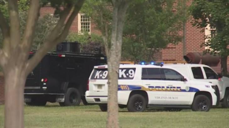 Virginia Truck Center >> Watch & listen live: 11 murdered, gunman also dead at Virginia Beach Municipal Building shooting ...