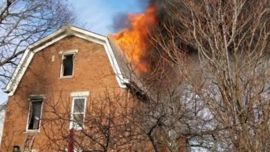 Photo of Video: Multi-alarm house fire with evacuation in New Jersey