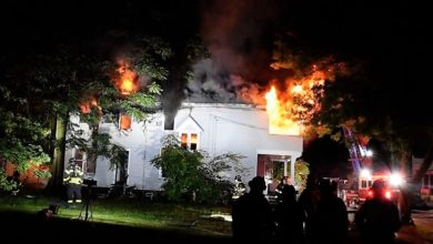 Photo of Video from Rochester, NY house fire