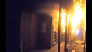 Photo of Helmet-cam videos from Pennsylvania house fire